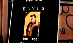 Grand Theft Auto 2 The Movie - Póster de Elvis