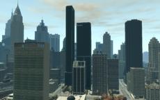 Panoramic Towers 01 GTA IV