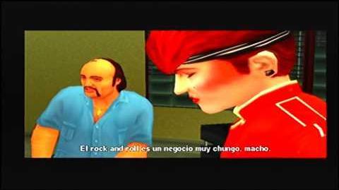 """GTA VCS PS2 MISIÓN 39 """"KILL PHIL"""""""