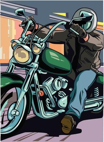Archivo:Gtalcs bikerartwork.jpg