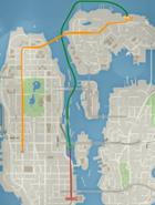 Mapa triatlon 3