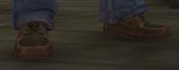Mocasines marrones GTA IV