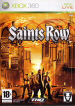 Saints Row Cover