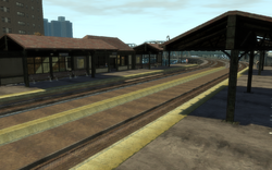 San Quentin Avenue Station GTA IV