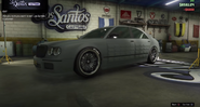 Cognoscenti 55 blindado tunner gta v