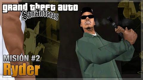 GTA San Andreas - Misión 2 - Ryder (Español - 1080p 60fps)