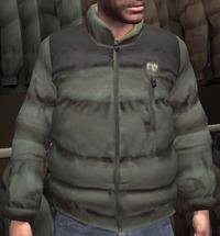 Anorak verde GTA IV