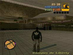 Mundo Subterraneo desde liberty campus