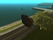 Vortex gliding