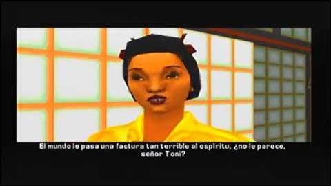 GTA LCS PS2 MISIÓN 66 CASH IN KAZUKI'S CHIPS