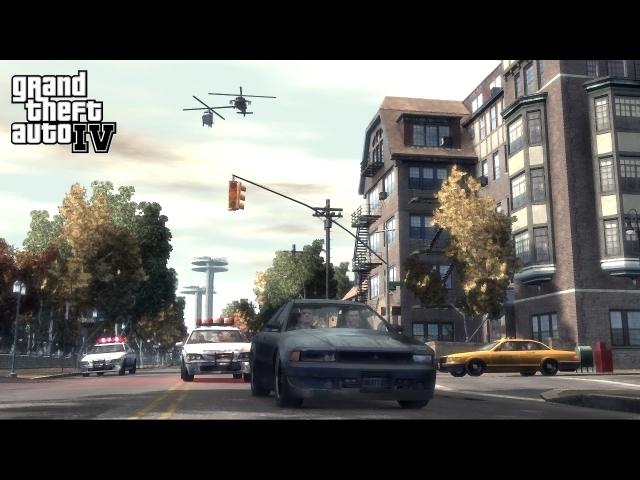 GTA IV 4 preview