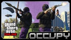 """GTA Online - Modo Adversario """"Ocupación"""""""