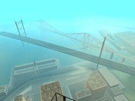 Vista del puente
