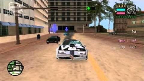 GTA Vice City Stories - Fools Rush - Turismo Race 6