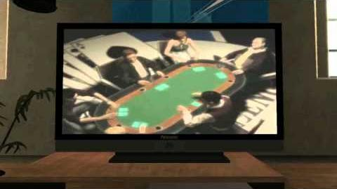 Grand Theft Auto IV Liberty City - The Venturas Poker Challenge