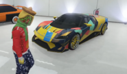 Furia modificado GTA Online