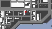 Mapa Estragos en autopista CW