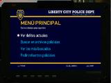 Ordenador de la policía
