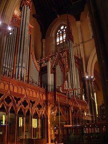Órgano de la Gran Galería de la catedral de Colón-Historia Oda a Liberty City