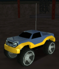 RC Buggy LCS
