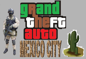 GTA Mexico City