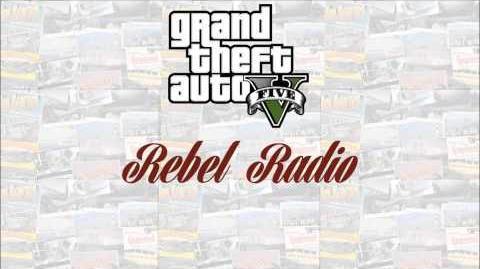 GTA V - Rebel Radio (Willie Nelson - Whiskey River)