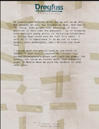Mensaje de la carta 3