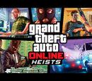 Golpes de Grand Theft Auto Online