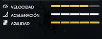 Buzzard armado estadísticas