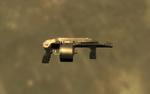 Escopeta de combate TLAD 02