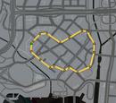 Carreras urbanas de Grand Theft Auto V