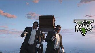 GTA 5 - Mod do Meme do Caixão (Coffin dance meme) - Reboot