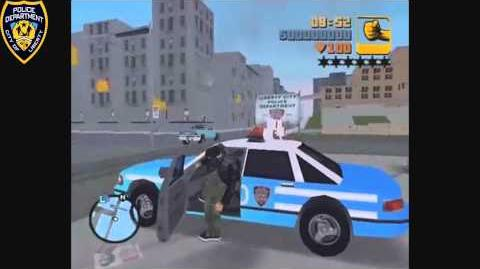 GTA 3 Beta Cop Car Edition