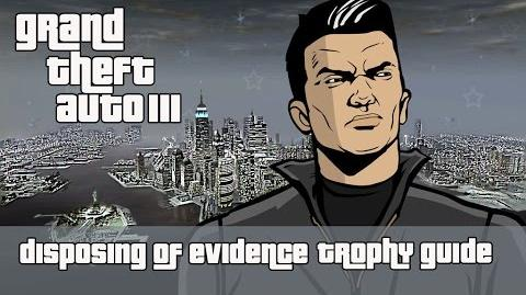 Grand theft Auto III (PS4) - Disposing of Evidence Trophy Guide