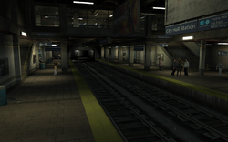 City Hall Station GTA IV