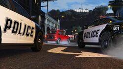 GTA Online Golpe en Vespucci III