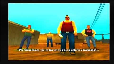 GTA VCS PS2 MISIÓN 14 LIMPIANDO LA MIERDA
