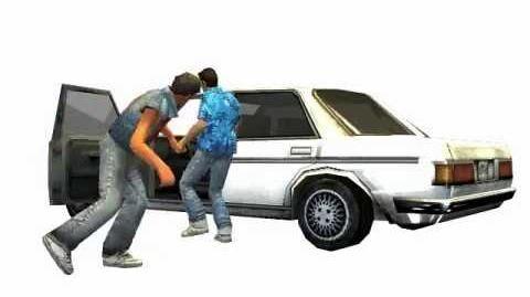 GTA Vice City - The Lab - Carjack Animation