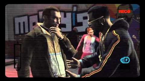 Grand Theft Auto IV Trailer