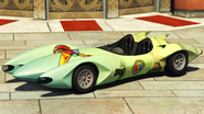 Scramjet Republican Space Rangers GTA Online