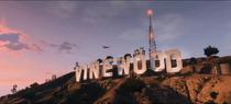 Vinewood GTA V