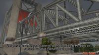 Vista del Shoreside Lift Bridge en LCS
