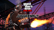 GTA Online - Modo Adversario Titan