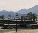 Motel abandonado de Sandy Shores