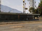 Oficina del Sheriff de Sandy Shores