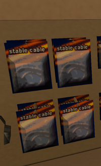 Stable Cable VCS