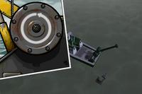 Barco recuperador (CW-PSP-IPod)