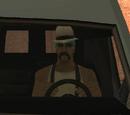 Conductor del furgón