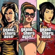 Grand Theft Auto PS Vita Collection
