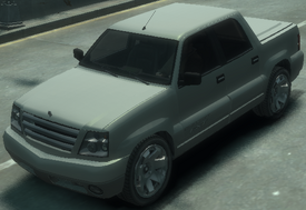 Cavalcade FXT GTA IV